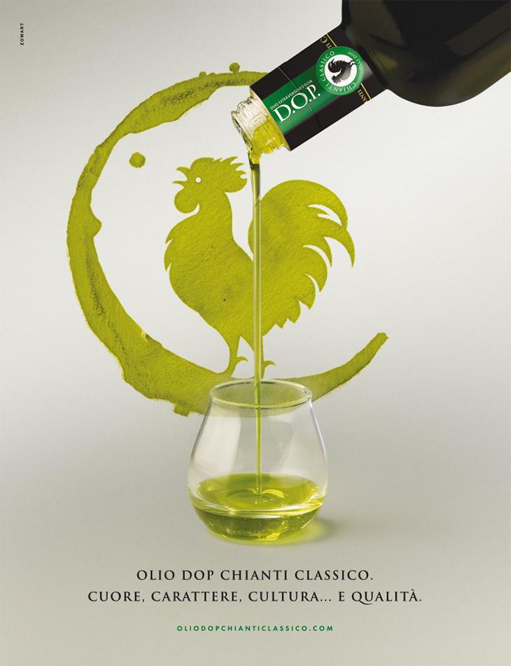 campagna istituzionale chianti classico olio dop